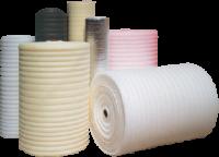 Вспененный полиэтилен полотно ППЕ 0,8-10 мм